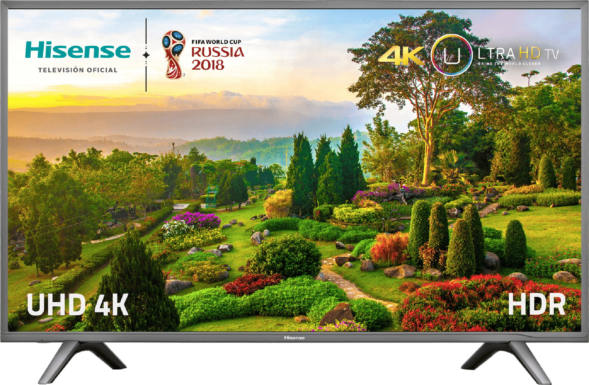"Image result for Hisense 50"" UHD 4K Smart LED TV N3000UW"